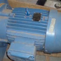 9.5 kw / 11 kw 2 speed electric motor