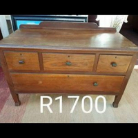 Antique Sideboard/Table