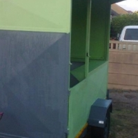 TRADERS TRAILER FOR SALE.