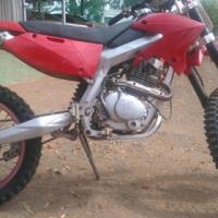 Bike te koop 200 cc