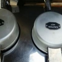 Anvil double waffle maker for sale  South Africa