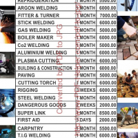 On-pointSkills Offers all Welding mining &construction Courses i.e Grader,mobile Crane,FrontLoader