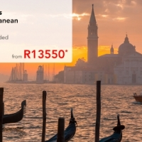 Cruise deals from R13500 for 7 nights