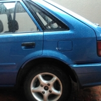 Mazda 323 130carb for sale