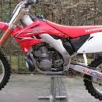 Honda CR 250 spares and repairs