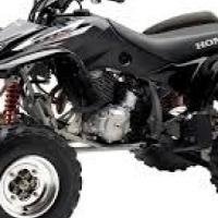 Honda TRX 400 spares and repairs