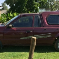 Mazda Rustler 160i 1999 to swop for opel