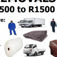 Furniture removals in Midstream Estate 0725626406