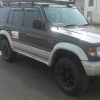 Mitsubishi Pajero to swop or for Sale