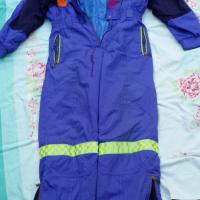Blue Flightsuit 1