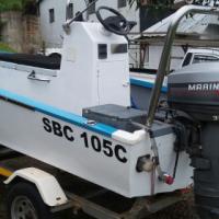 Ski Vee Boat