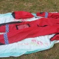 Red Flightsuit 1