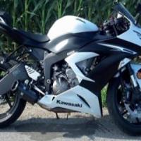 Kawasaki zx 636 2013