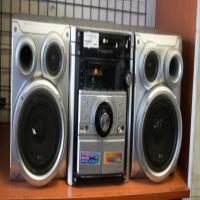 LG Hi Fi System S022256A #Rosettenvillepawnshop