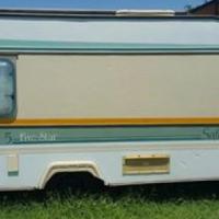 Caravette 5 star safari series caravan