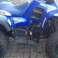 Aeon Cobra 180cc Quad