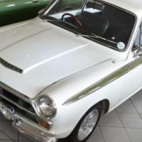 1965 Ford Cortina GT MK I