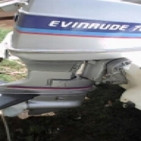 Speed Boat with 70hp motor
