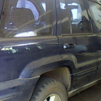 jeep v8 limited