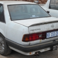Opel Rekord Gear box-V8 Conversion complete-R9500