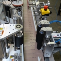 Wrap Around Bottle Labeling Machine, used for sale  South Africa