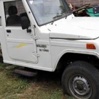 Mahindra bolero striping for spares