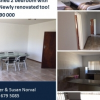 Lovelynewly renovated flat in Bellville for sale !