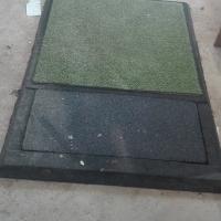 Driving range carpet