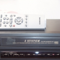 Samsung Video Machine - with remote - in excellent condition