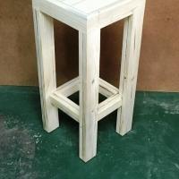 Bar stool Chunky Farmhouse series 350 - Raw