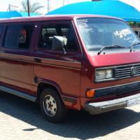VW Caravelle 2.5 BARGAIN!!!