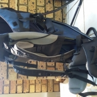k-way baby hiking carrier