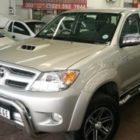 2007 Toyota Hilux 3.0 D4D Raider D/C, Only 101000Km's, Service History, Powersteering