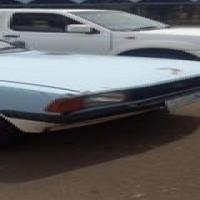 Ford cortina 3Lt 1982