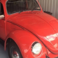 Classic 1969 VW Beetle 1600cc