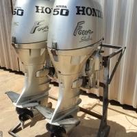 Honda 50hp Boat Engine