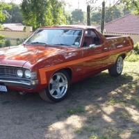 1974 Ford Ranchero v 8  for sale