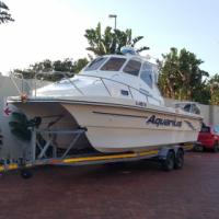 Lee Cat 800 Expressa deep sea Boat