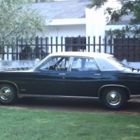 1968 Ford Galaxie 500 LTD 390