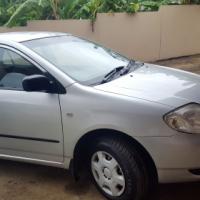 Immaculate 1.4 ToyotA Corolla 2004