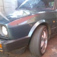 1985 Alfa Romeo Alfetta Sedan R45k for both (neg)