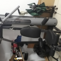 G2B 6in 1 home gym