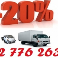 20% off all moving quotes 0827762637