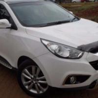 Hyundai ix35 2.0CRDi 4WD Elite Auto