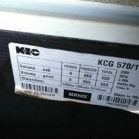 KIC 553L Chest Freezer