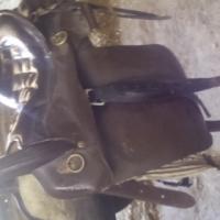 western saddle 15 inch