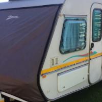 Gypsey Regal 1997 caravan