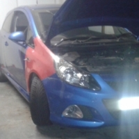Looking for opc front bumper