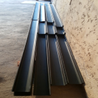 Steel Channel And Sheets