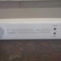 Behringer F-CONTROL AUDIO FCA202 Soundcard (Bedfordview)